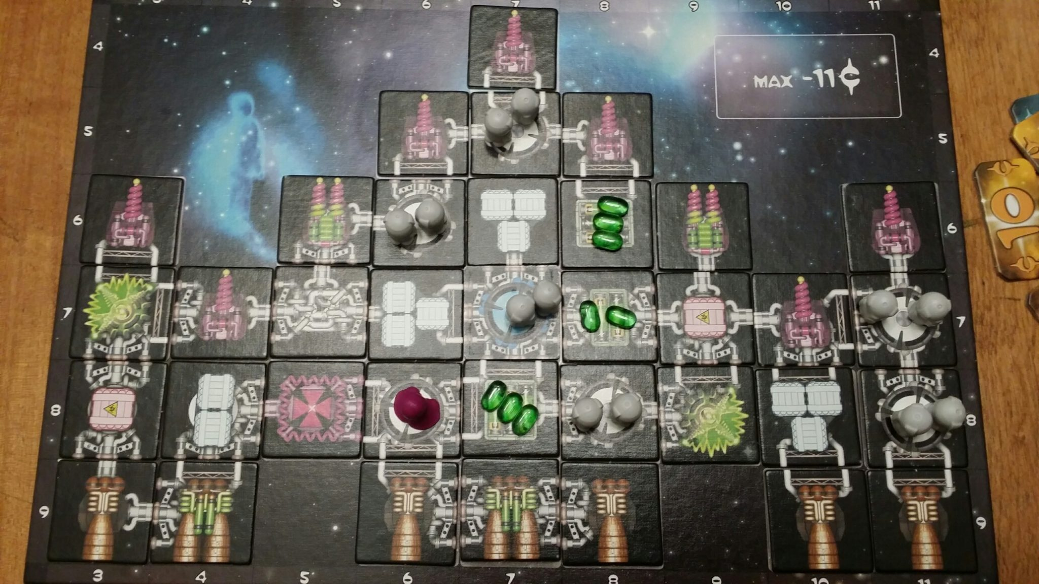 Exemple de Galaxy Trucker