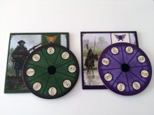 Scythe expansion power dials